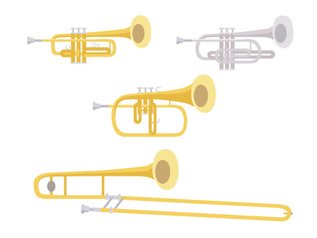 Instrument _ Brass instrument Various ___ 01