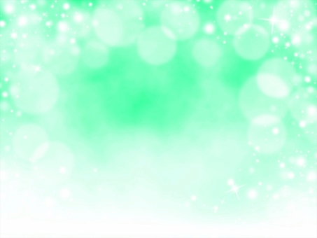 Green glitter background