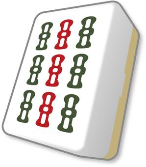 Mahjong tile