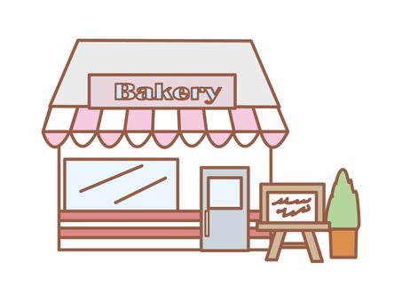베이커리 숍