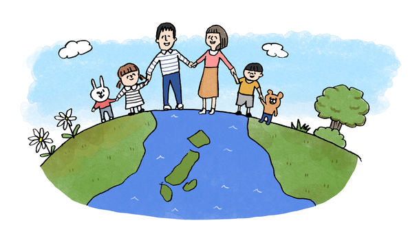 Earth and family