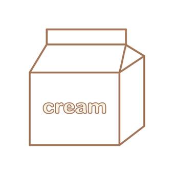 Image of fresh cream