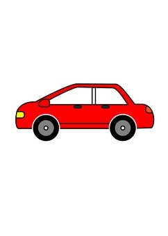 Car (red)