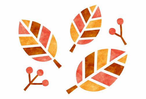 Autumn image / leaves