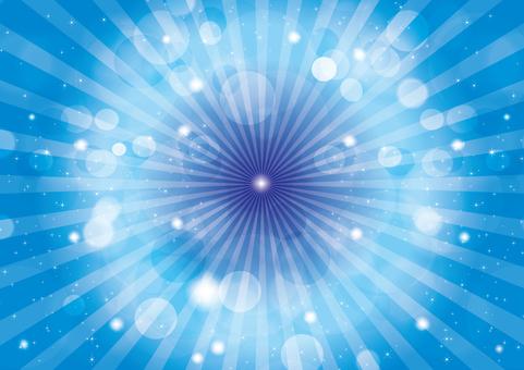 Blue Glitter 19