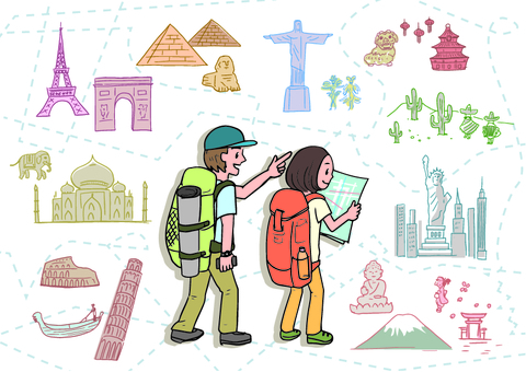 World Travel Backpacker
