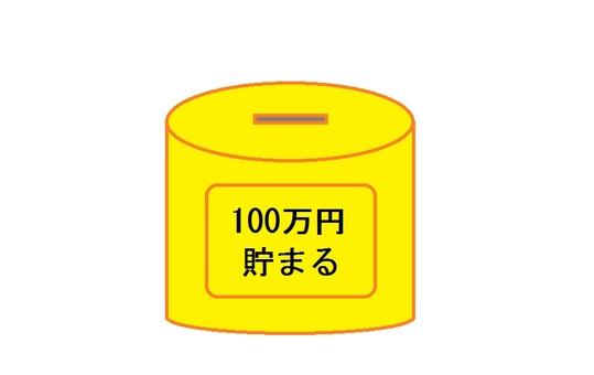 1 million yen a