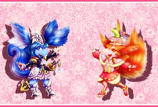 Knight and Princess greeting card