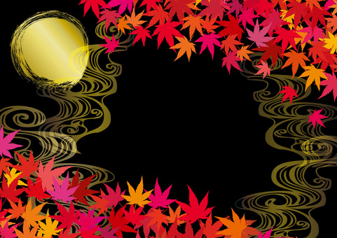 Moonlight Haru Momiji Japanese Japanese style Japanese maple