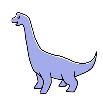 ブラキオサウルス1