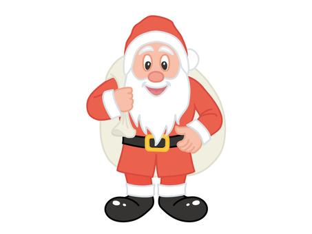 Cute Santa Claus 1