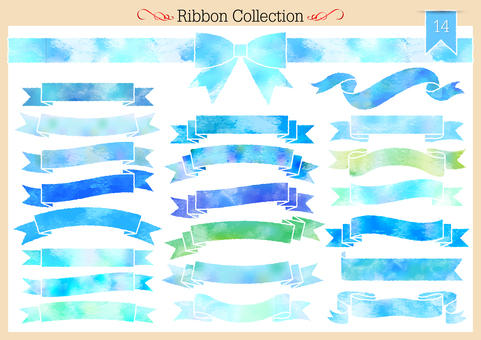 Ribbon Collection 14