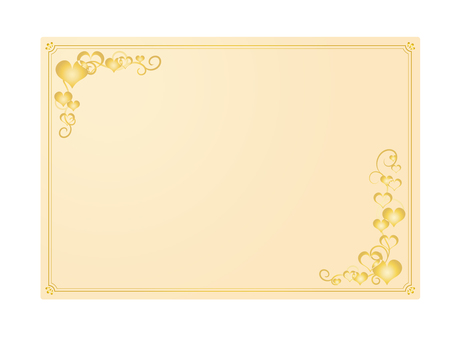 Heart's card 2