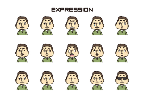 Expression - Father