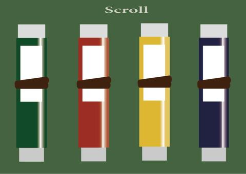 Scroll set