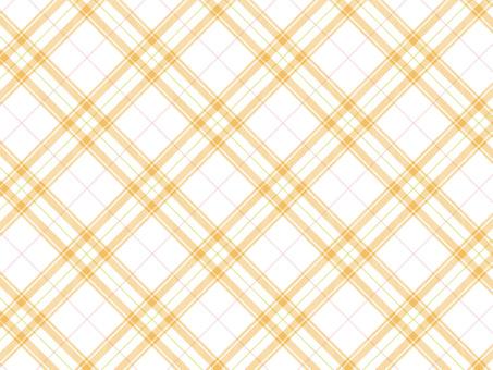 White spring mix color tartan check B 06