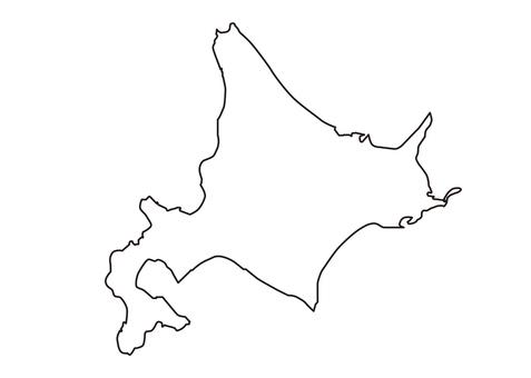Hokkaido_Black Line