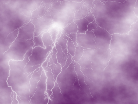 Lightning Background 2