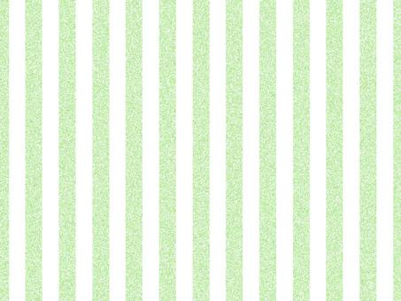 Striped lame green