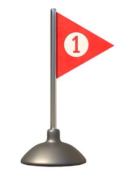깃발 (하나)