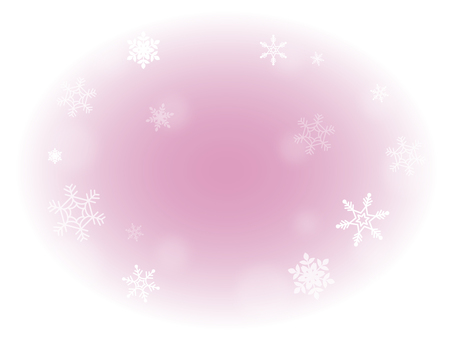 Winter image 002 pink