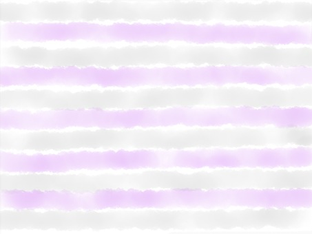Watercolor border [Purple Gray]