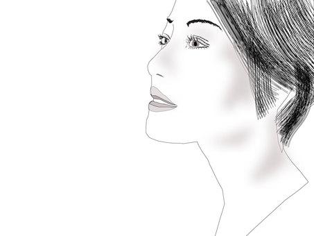 Women's profile 02