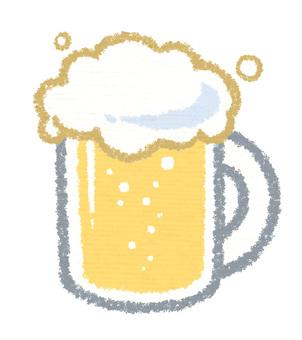 馬克杯啤酒