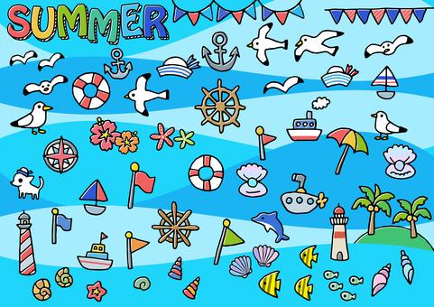 여름 285