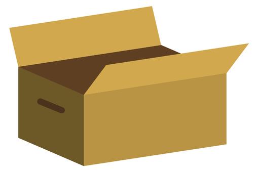Cardboard (shallow