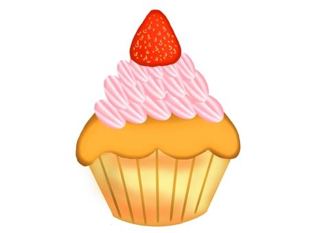컵 케이크 ①