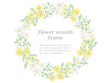 Floret Flower Lease Frame