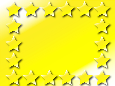 Star frame (yellow)