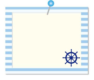 Polaroid marine