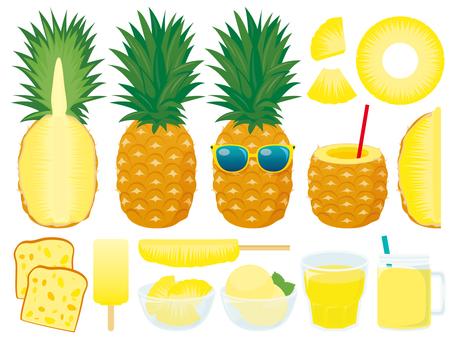 Pineapple full