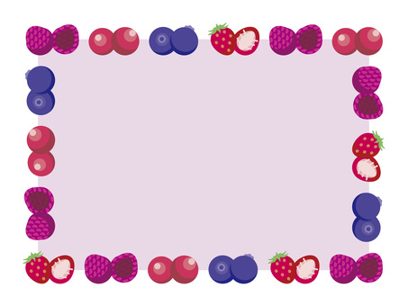 Berry etc frame