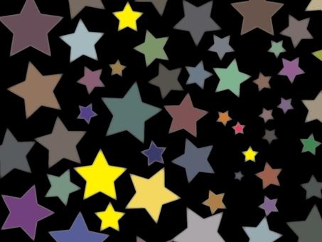 랜덤 스타 02 블랙