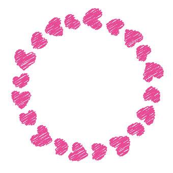 Heart 31_09 (Frame · Crayon)