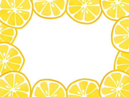 레몬 그린 프레임