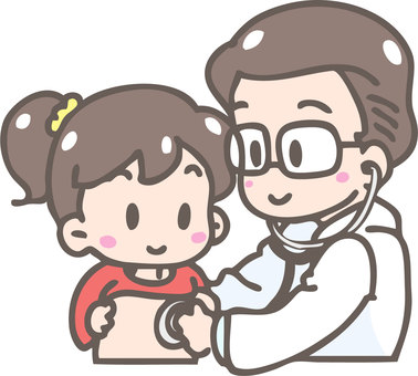 Examination (girls and male doctors)