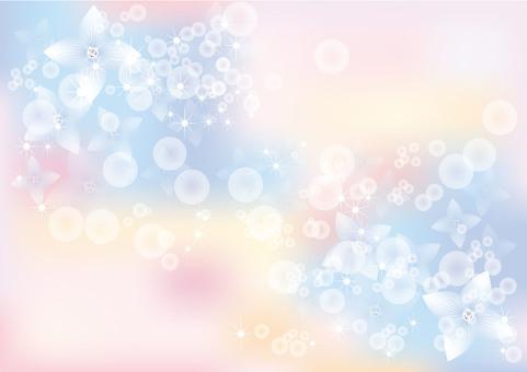 碎花圖案粉4