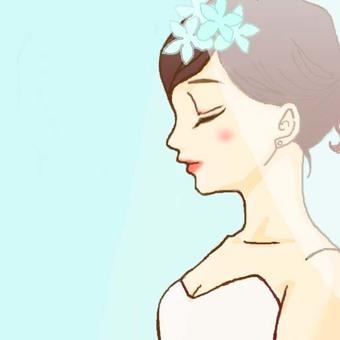 Flower wedding, marriage style 4