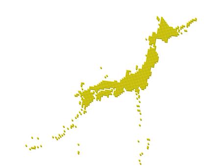Japan Map 6