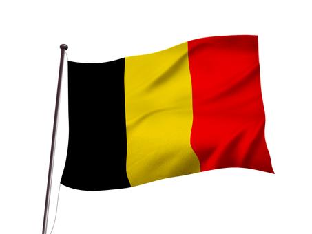 Belgium flag image