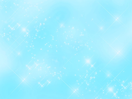 Glittering background light blue