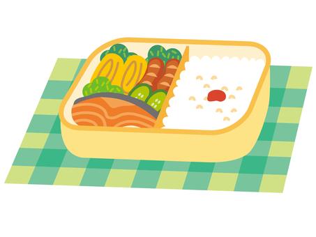 Lunch box _ Shake