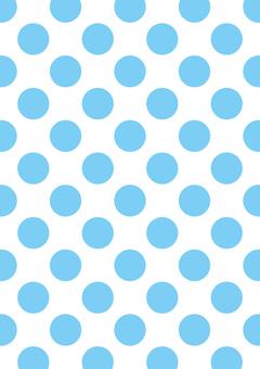 Background _ polka dot _ light blue