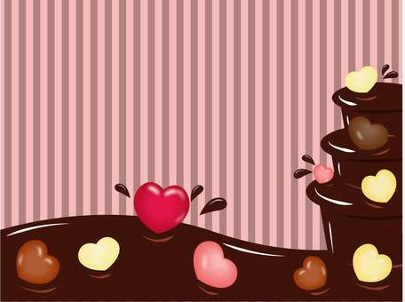 Choco Fountain Valentine Version
