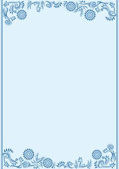 Background - elegant 01 - blue