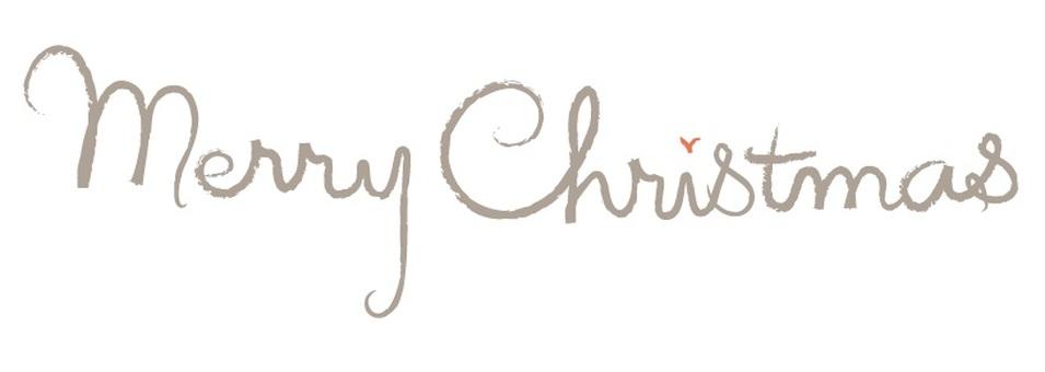 크리스마스 영어 문자 4